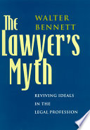 The Lawyer S Myth