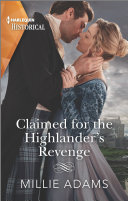 Claimed for the Highlander's Revenge Book