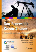 Non Renewable Resource Issues