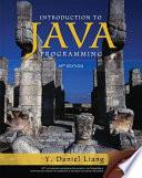 Introduction to Java Programming, AP Version