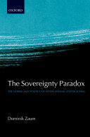 The Sovereignty Paradox
