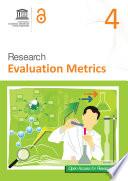 Research evaluation metrics