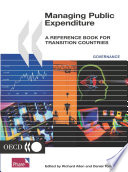 Managing Public Expenditure A Reference Book For Transition Countries