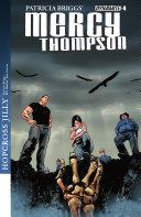 Patricia Briggs' Mercy Thompson: Hopcross Jilly #4: