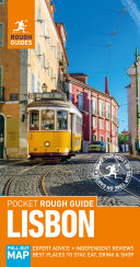 Pocket Rough Guide Lisbon  Travel Guide eBook