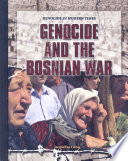 Genocide And The Bosnian War Book