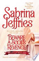 Beware a Scot s Revenge Book