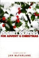 Pocket Prayers for Advent and Christmas