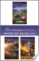 Love Inspired Suspense August 2021   Box Set 1 of 2