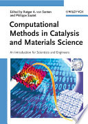Computational Methods in Catalysis and Materials Science