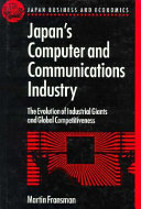 Japan s Computer and Communications Industry