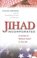Jihad Incorporated Book PDF