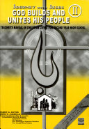 Journey with Jesus god Builds   Unites His People Ii Tm  2004 Ed