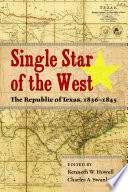 Single Star of the West Book