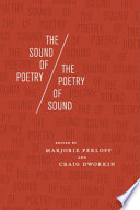 The Sound of Poetry   The Poetry of Sound