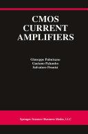 Pdf CMOS Current Amplifiers Telecharger