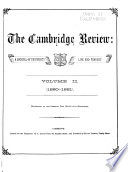 The Cambridge Review Book PDF