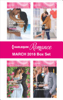 Harlequin Romance March 2018 Box Set