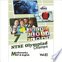 NTSE-NMMS/ OLYMPIADS Champs Class 7 Mathematics/ Mental Ability/ English Vol 2