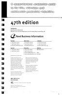 Kemps International Film  Television and Commercials Handbook