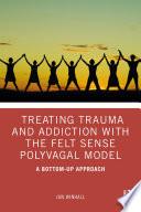 Treating Trauma and Addiction with the Felt Sense Polyvagal Model Book