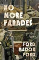 No More Parades [Pdf/ePub] eBook
