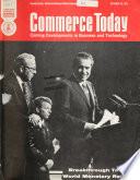 Commerce Today Book