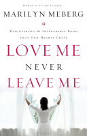 Love Me Never Leave me [Pdf/ePub] eBook
