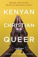 Kenyan  Christian  Queer Book PDF