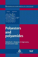 Polyesters and Polyamides Book