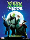 Pdf Shrek the Musical (Songbook) Telecharger
