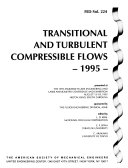 Transitional and Turbulent Compressible Flows  1995