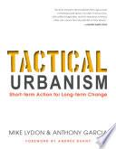 Tactical Urbanism