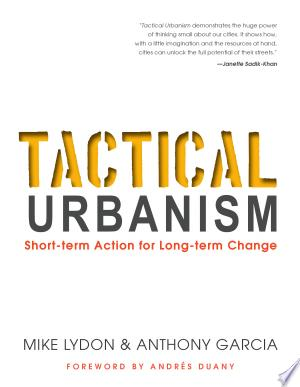 Tactical Urbanism Free eBooks - Free Pdf Epub Online