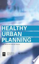 Healthy Urban Planning Book