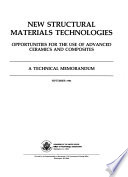 New Structural Materials Technologies