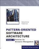 Pattern-oriented Software Architecture: Patterns for resource management