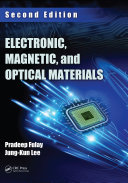 Electronic  Magnetic  and Optical Materials  Second Edition