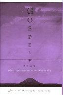 Gospel Fear