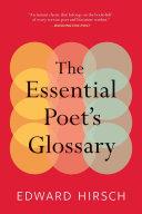The Essential Poet's Glossary [Pdf/ePub] eBook