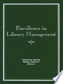 Excellence in Library Management Book