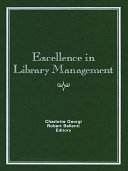 Excellence in Library Management