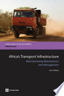 Africa s Transport Infrastructure