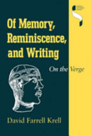 Of Memory, Reminiscence, and Writing