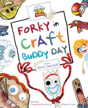 Toy Story 4: Forky in Craft Buddy Day Book
