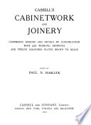 Cassell's Cabinetwork and Joinery