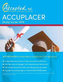 Accuplacer Study Guide 2019 Accuplacer Exam Prep Book And Practice Test Questions