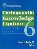 Orthopaedic Knowledge Update 6 Book