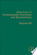 Advances in Carbohydrate Chemistry and Biochemistry Book