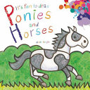 It s Fun to Draw Ponies and Horses Book PDF